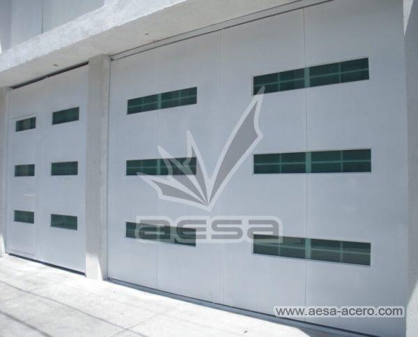 0200-512-porton-minimalista-plegadizo-acordeon-moderno-ventanas-horizontales