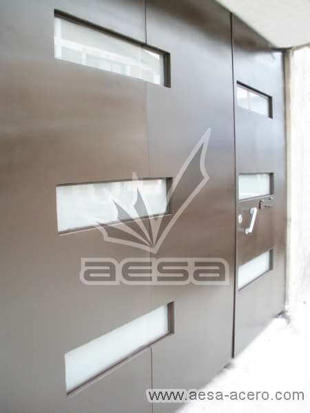 0230-512-porton-minimalista-vidrios-rectangulares-plegadizo-puerta-peatonal
