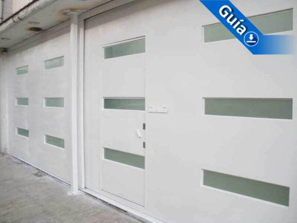 0280-512-porton-moderno-minimalista-vidrios-rectangulos-moda-puerta-integrada