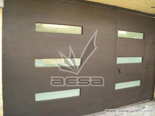0330-512-porton-moderno-ventanas-rectangulos-vidrio-liso-puerta-peatonal