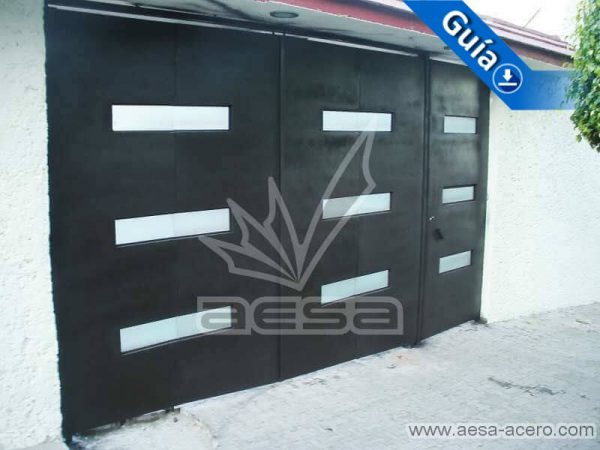 0370-512-porton-minimalista-rectangulos-horizontales-plegadizo
