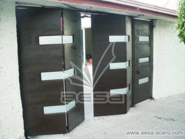0370-512-porton-minimalista-rectangulos-horizontales-plegadizo-moderno