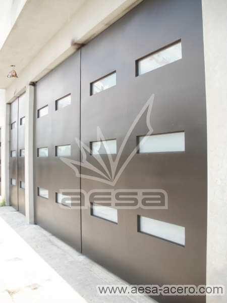 0460-512-porton-minimalista-moderno-vidrios-rectangulares