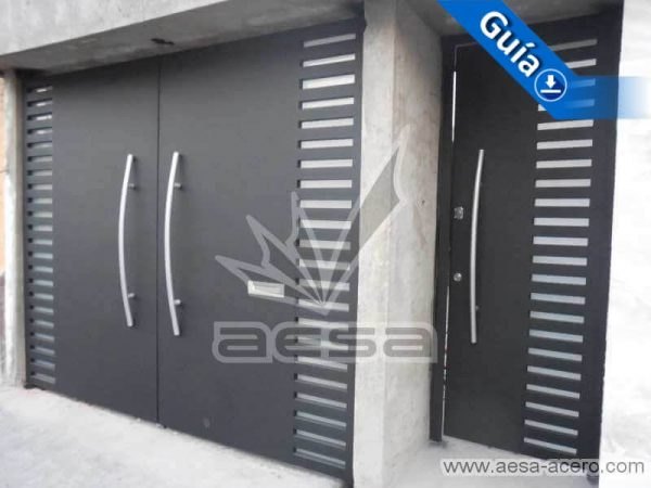 0680-116-porton-minimalista-rejilla-lateral-jaladeras-grandes-curvas-juego-puerta