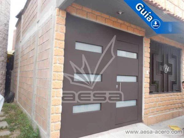 0730-512-porton-minimalista-vidrios-rectangulos-horizontales-moderno