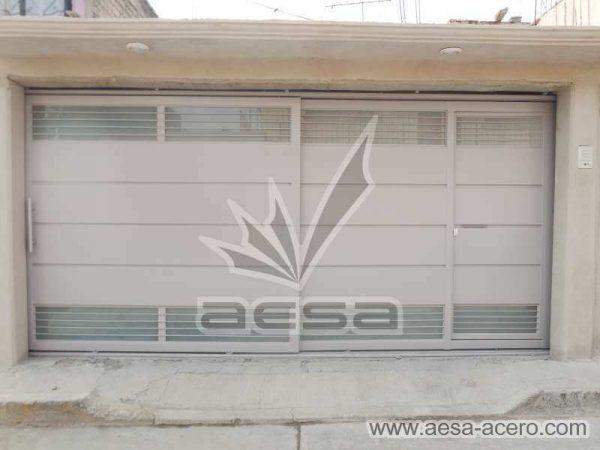 0880-5832-porton-minimalista-charolas-vidrios-rejilla-moderno-corredizo-dos-hojas