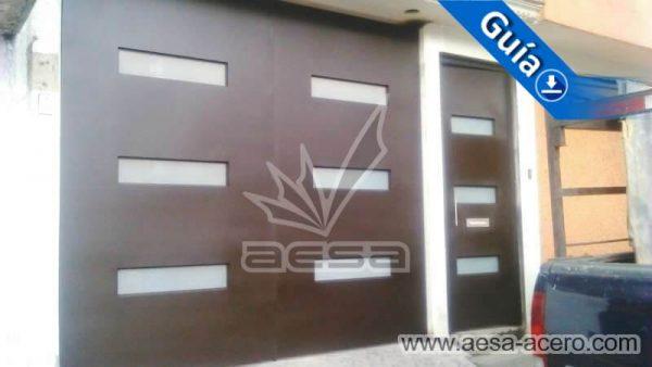 0940-512-porton-minimalista-vidrios-rectangulares-modernol