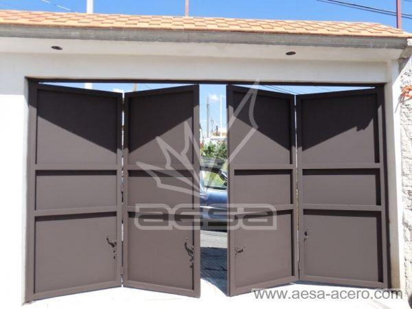 1020-592-porton-moderno-minimalista-rectangulos-relieve-plegadizo-sin-forro-interior