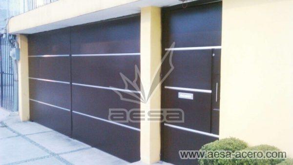 1060-591entalu-porton-moderno-recuadros-rectangulos-charolas-con-tiras-soleras-aluminio-conjunto-puerta
