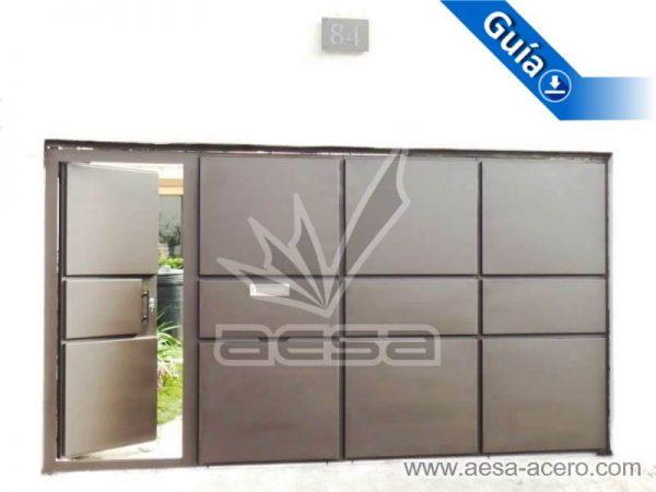 1150-592-porton-moderno-minimalista-rectangulos-relieve-plegadizo-cuatro-hojas
