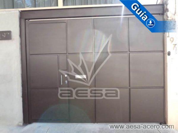 1160-593-porton-moderno-minimalista-rectangulos-relieve-salidos-viga-superior